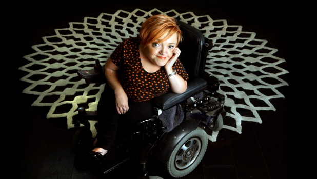 Stella Young.   Source: Sydney Morning Herald