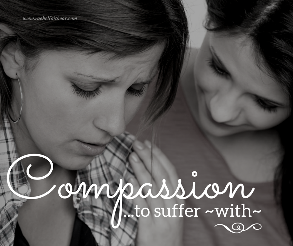 Compassion For Each Other: The Chronic-ills Of Rach