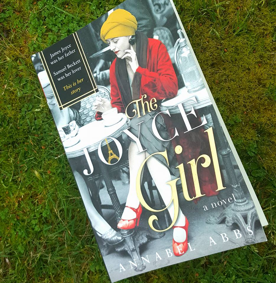 image of The Joyce Girl by Annabel Abbs book cover